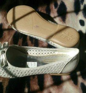 Туфли детские 33 размер