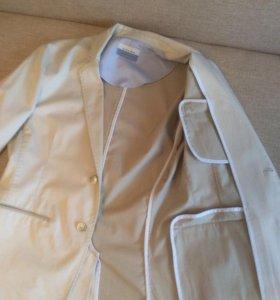 Пиджак мужской ZARA 48 размера