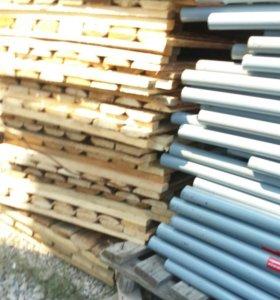 Прокат лесов строительных