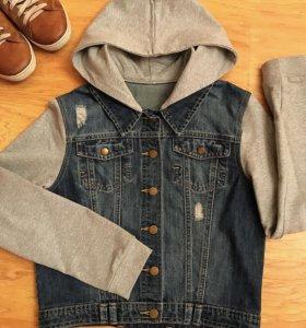 Куртка джинсовая новая❗️