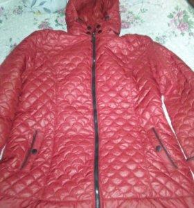 Куртка 60 размер,новая не подошел размер