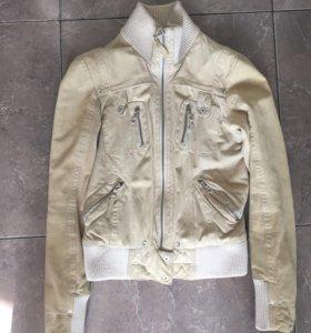 Куртка замша