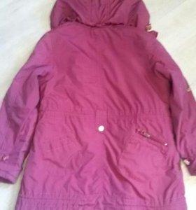 Куртка-Плащ раз.134