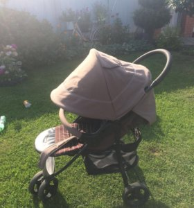 Коляска прогулочная happy baby ultima