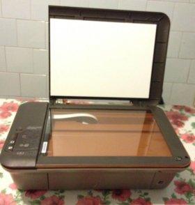 Рабочий принтер сканер ксерокс