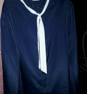 Блузки на девочку 9-10 лет