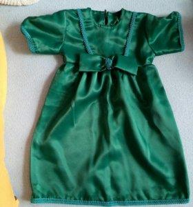 Платье для девочки)