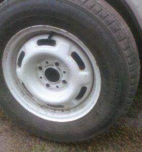 Колеса R13 ваз
