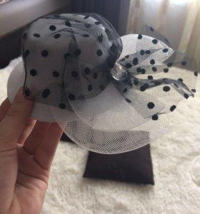 Украшение шляпка