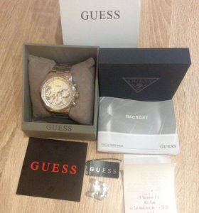 Женские наручные часы Guess W0330L3