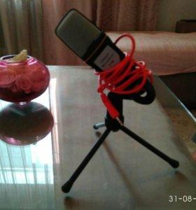 Микрофон конденсаторный
