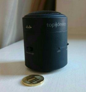 Портативная акустика (колонка) TopDevice- 201