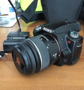 Фотоаппарат+ объектив