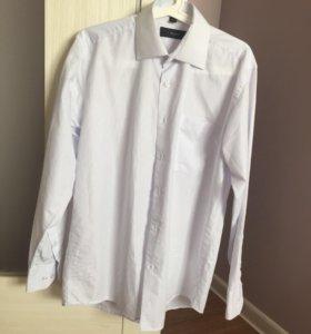 Белая рубашка Новая 176