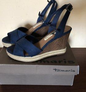 Новые босоножки Tamaris