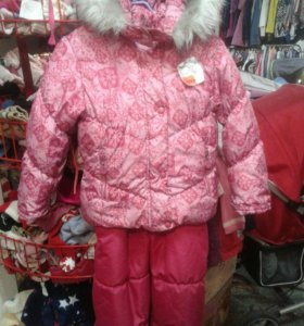 Зимняя куртка +комбенизон