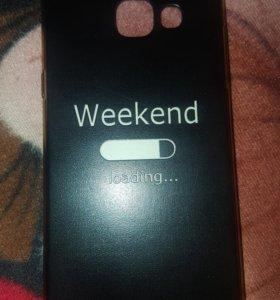 Чехол на Samsung Galaxy A5(16)
