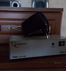 Gembird < GVS-122 > 2-Port Video Splitter