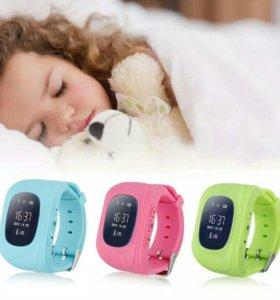 Умные часы GPS для детей