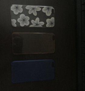 Чехлы на айфон 6+