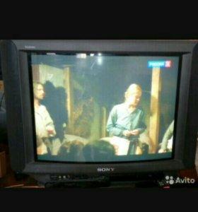 SONY Trinitron Color TV KV -2565