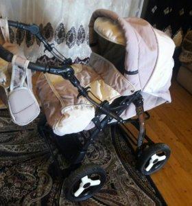 Детская коляска -трансформер Verdi Trafic . Б/у