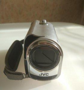 Видеокамера JVC GZ-MG330HER