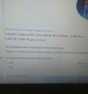 Продам материнская плата Asus X 550 CA