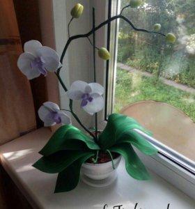 Орхидеи ручной работы