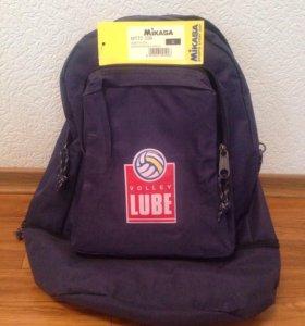 Новый воллейбольный рюкзак