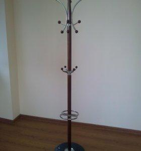 Вешалка напольная, стойка для одежды