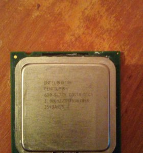 Процессор Intel Pentium 4 3.00 GHZ