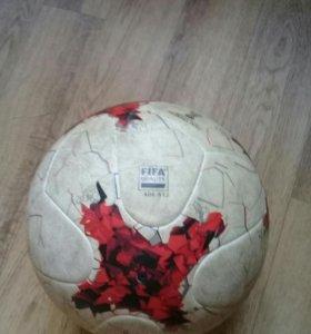 Футбольный мяч Красава оригинал