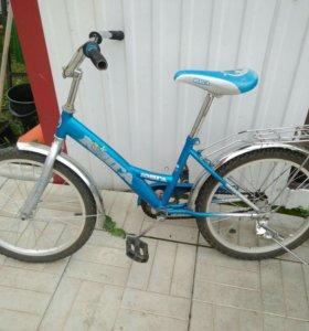 Велосипед Юнга