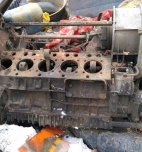 Двигатель татра-815 б/у