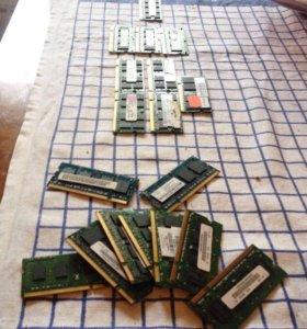 DDR2 512Мб DDR3 1Мб