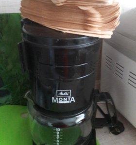 Кофеварка и фильтры
