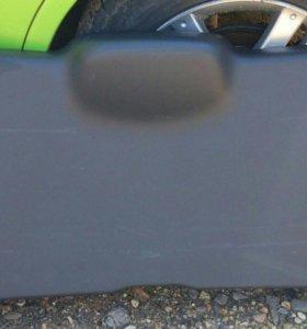 Обшивка крышки багажника Nissan qashqai 2012