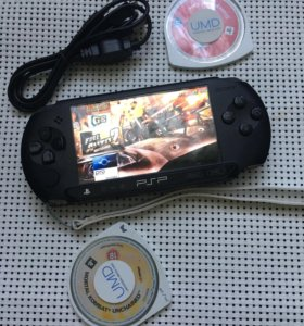 PSP e1oo8 🕹 50 игр!