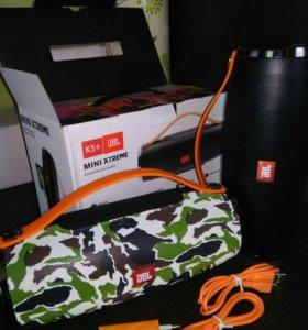 Колонка JBL к5 mini xtreme с повербанком