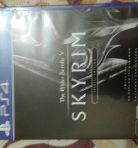 Skyrim PS4 The Elder Scrolls5