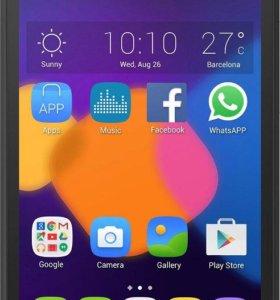 Смартфон Alcatel OT5019D PIXI 3 LTE Dual sim