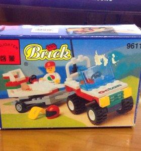 конструктор Лего новый