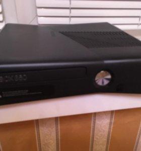 XBOX360+джойстик+кинект