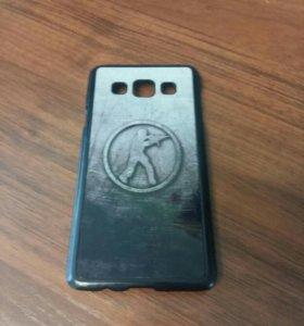 2 чехла на телефон Samsung Galaxy A3