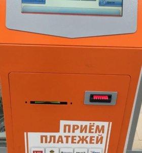 Терминал приема платежей