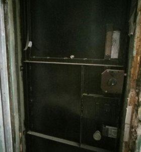 Металлическая дверь входная