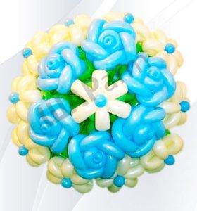 Гелиевые шары, букеты из шаров, композиции