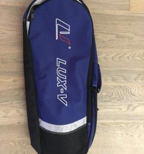 сумка спортивная для 10 ракеток новая