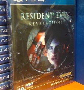 Resident Evil Revelations Sony Playstation 4 PS4
